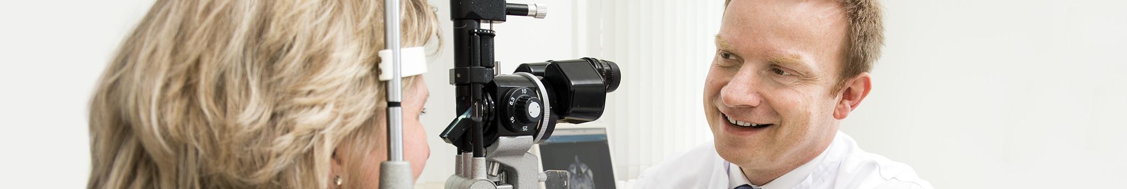 Klinik für Augenheilkunde
